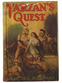 image of Tarzan's Quest (Tarzan Series Book 22)