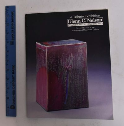Duluth, MN: Tweed Museum of Art, University of Minnesota, 1992. Paperback. VG-. Evident shelf wear, ...