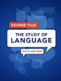 image of The Study of Language