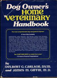 image of Dog Owner's Home Veterinary Handbook