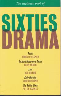 image of Methuen Book Of Sixies Drama