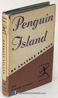 image of Penguin Island (Modern Library #210.1)