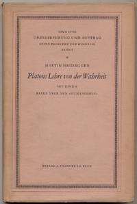 image of Platons Lehre Von Der Wahrheit