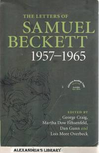 The Letters of Samuel Beckett: Volume 3, 1957-1965 (Softcover)