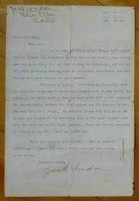 Typed Letter Signed, to Dr. R.O. Brittain