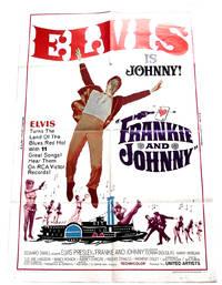 image of Elvis Presley Frankie and Johnny U.S. One Sheet Film Poster 1966