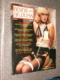 Bound and Helpless Vol 1 #2 An Eros Special Bill Ward (1981) Magazine