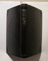 The Family Kitchen Gardener Containing Plain and Accurate Descriptions of all the Different Species and Varieties of Culinary Vegetables; by  Robert Buist - Hardcover - 1866 - 1866 - from SRG Antiquarian Books (SKU: 18660051219)