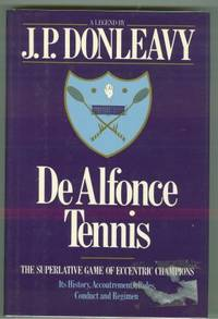 NY: Dutton/Seymour Lawrence, 1984. First US edition, first prnt. Signed by Donleavy on the illustrat...