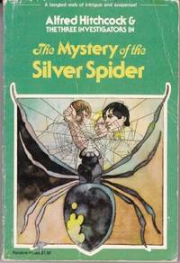 image of Alfred Hitchcock & the Three Investigators in the Mystery of the Silver Spider