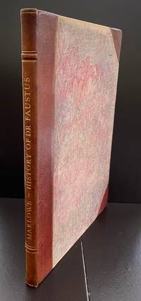 The Tragicall History Of Doctor Faustus : In The Publisher's Original Binding