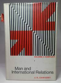 image of Man and International Relations. Contributions of the social sciences to the study of conflict and integration (Volume 2)