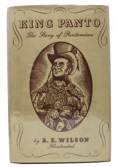 New York: E. P. Dutton & Co., Inc, 1935. 1st edition. Blue cloth binding. Brown dust jacket. VG (top...