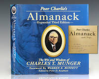 Poor Charlie's Almanack: The Wit and Wisdom of Charles T. Munger.