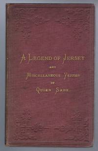 image of A Legend of Jersey and Miscellaneous Verses