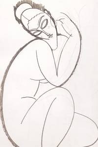The Unknown Modigliani. Unpublished Papers, Documents and Drawings from the Collection of Paul...