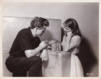 image of East of Eden (Original photograph of James Dean and Julie Harris on the set of the 1955 film)