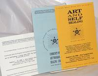 image of Art and Self Healing [3 handbills and brochures]
