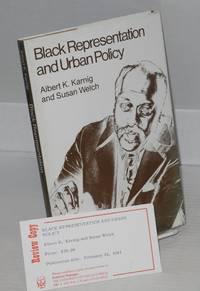Black representation and urban policy