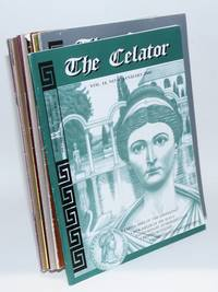 The Celator: journal of ancient and medieval coinage. Vol. 14, nos. 1-12 [full run for 2000]