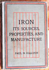 Iron. Its Sources, Properties, and Manufacture