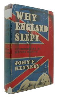 WHY ENGLAND SLEPT by John F. Kennedy - 1940
