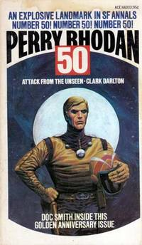 Attack From The Unseen (Perry Rhodan #50)