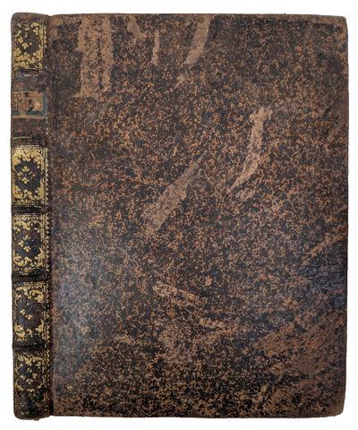 Rome:: Bernabò, e Lazzarini, 1755., 1755. Four parts in one vol. Small 4to. , 173, pp. Elaborate wo...