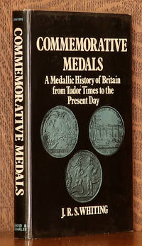 image of COMMEMORATIVE MEDALS, A HISTORY FROM TUDOR TIMES TO PRESENT DAY