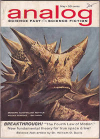 Analog Science Fact - Science Fiction, May 1962 (Volume 69, Number 3)