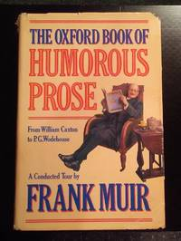 image of THE OXFORD BOOK OF HUMOROUS PROSE