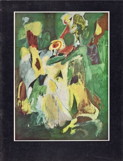 New York: Sidney Janis Gallery, 1962. First Edition. Soft cover. Good. Glossy illustrated soft cover...
