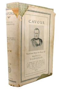 CAVOUR by Maurice Paleologue - First Edition; First Printing - 1927 - from Rare Book Cellar (SKU: 90665)
