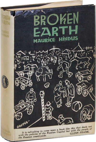 New York: International Publishers, 1926. First Edition. Hardcover. Attractive copy of this first-ha...