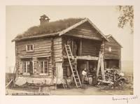 Fifty-Four (54) Albumen Photos of Norway,1880s