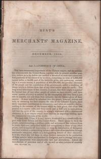 Hunt's Merchants' Magazine. December 1840