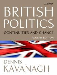 image of British Politics: Continuities and Change