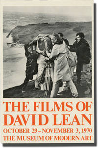 image of The Films of David Lean (Original Poster for an exhibition)