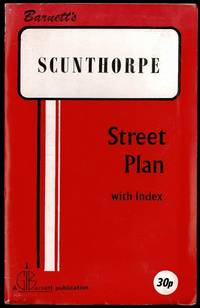 Scunthorpe Street Plan with Index