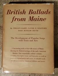 British Ballads from Maine