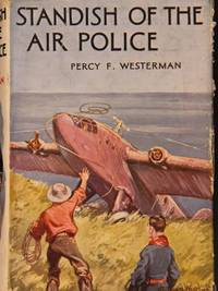 image of STANDISH OF THE AIR POLICE