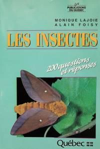 image of Les insectes: 200 questions et réponses