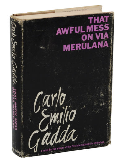 New York: George Braziller, 1965. First Edition. Hardcover. Very Good. First American edition. xi, 3...