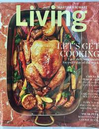 Martha Stewart Living Magazine September 2019 | Let's Get Cooking