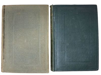 New York: Redfield, 1853. Original green coarse cloth with spine lettered in gilt & boards stamped i...