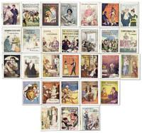 Group of 29 Winthrop Press Miniature Books