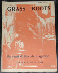 image of Grass Roots.  The Craft and Lifestyle Magazine for Down to Earth People. No.2, September 1973