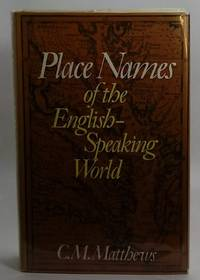 image of Place Names of the English Speaking World
