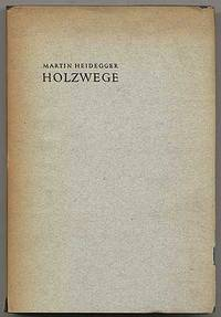 image of Holzwege [Off the Beaten Track]