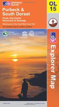 image of Purbeck and South Dorset, Poole, Dorchester, Weymouth and Swanage (OS Explorer Map) (OS Explorer Map Active)